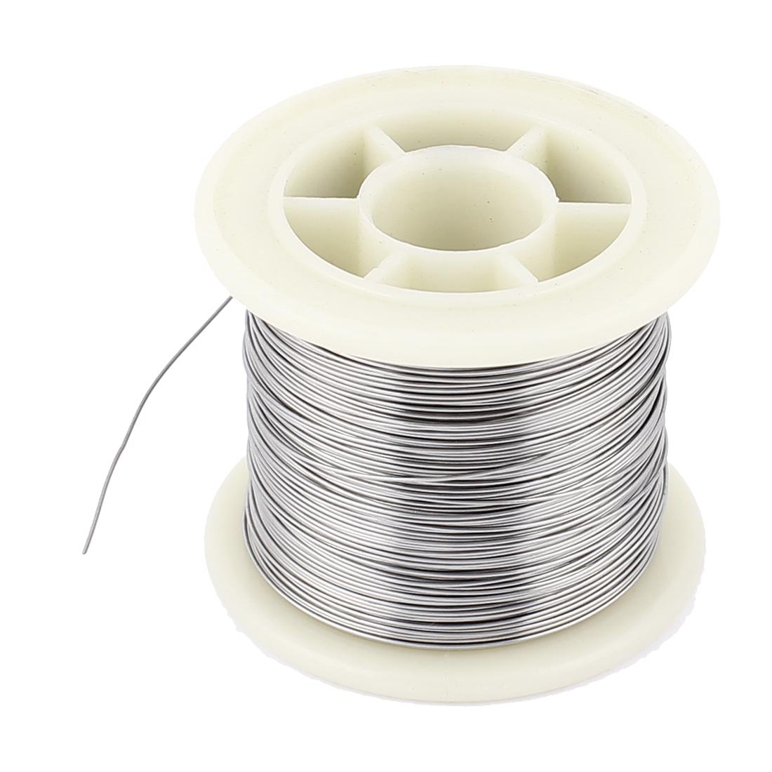 FeCrAl 0.5mm 24 Gauge AWG 3.38oz 115ft Roll Heating Heater Wire