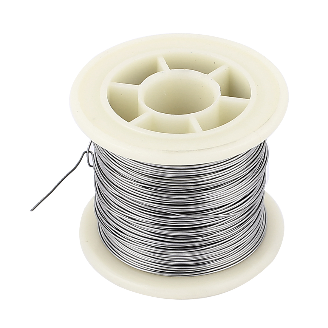 FeCrAl 0.6mm 22 Gauge AWG 2.93oz 82ft Roll Heating Heater Wire