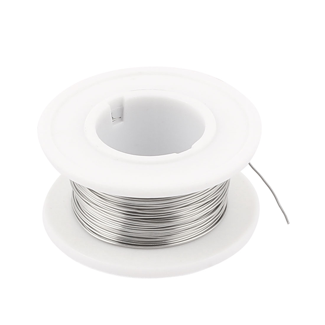 Nichrome 80 0.4mm 26 Gauge AWG 82ft Roll 2.74 Ohms/ft Heater Wire