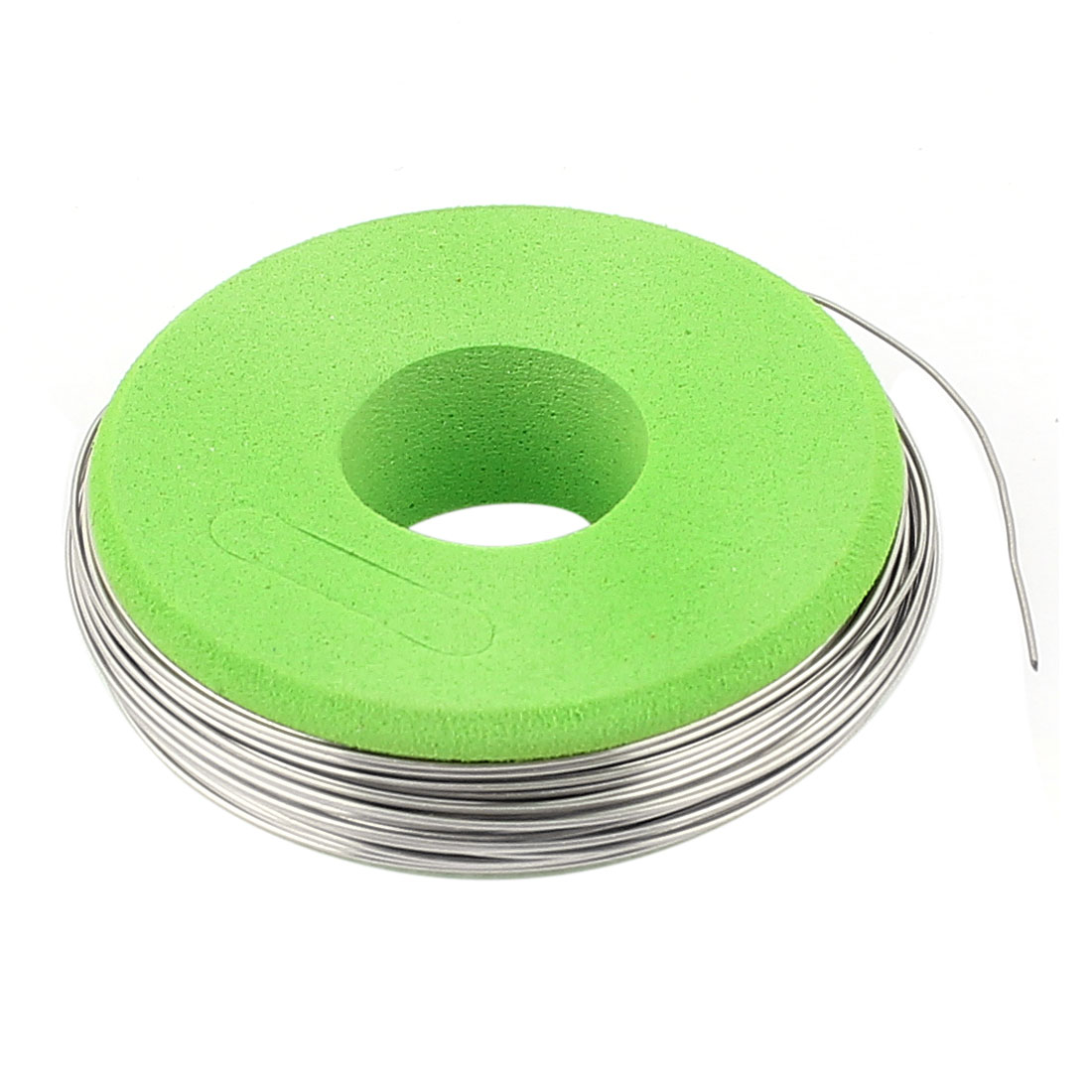 Nichrome 80 Round Wire 0.5mm 24Gauge AWG 24.6ft Roll 5.551Ohm/m Resistance
