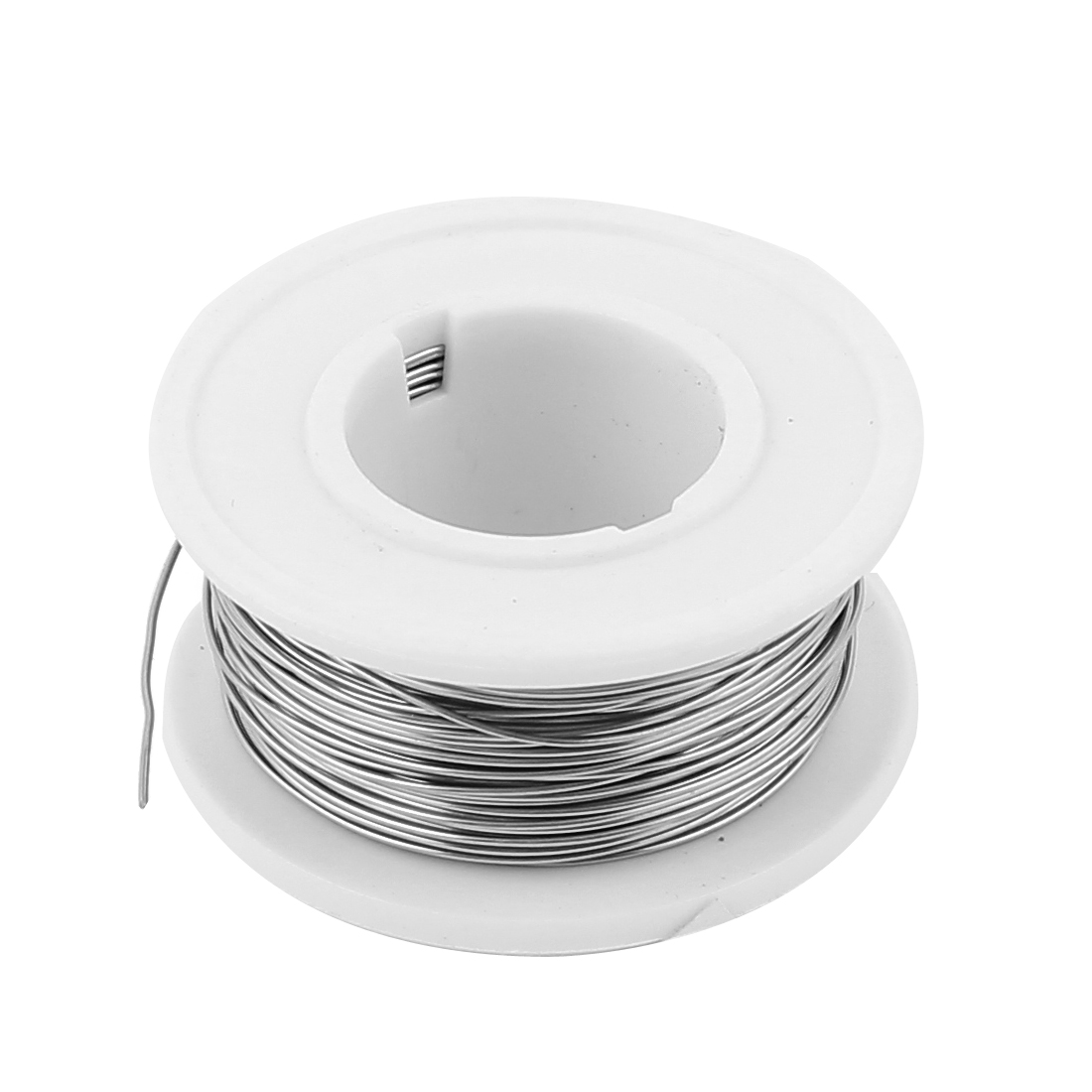 Nichrome 80 Round Wire 0.5mm 24Gauge AWG 82.02ft Roll 5.551Ohm/m Resistance