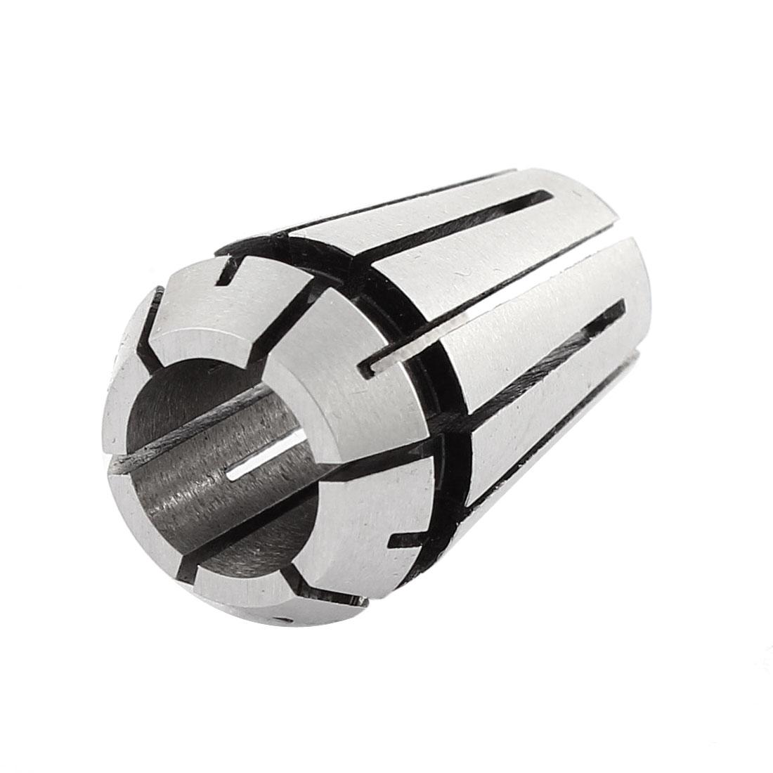 ER16 10mm Clamping Range Slotted Spring Collet Adapter CNC Milling Lathe Tool Bit Holder