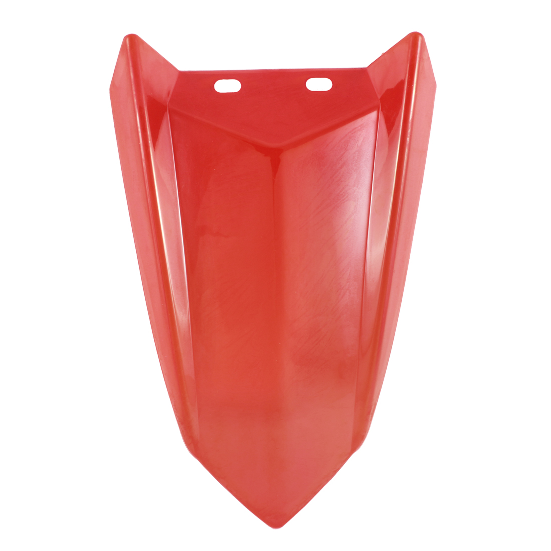 Motorcycle Motorbike Red Plastic Splash Guard Front Mud Flap Protector for BWS