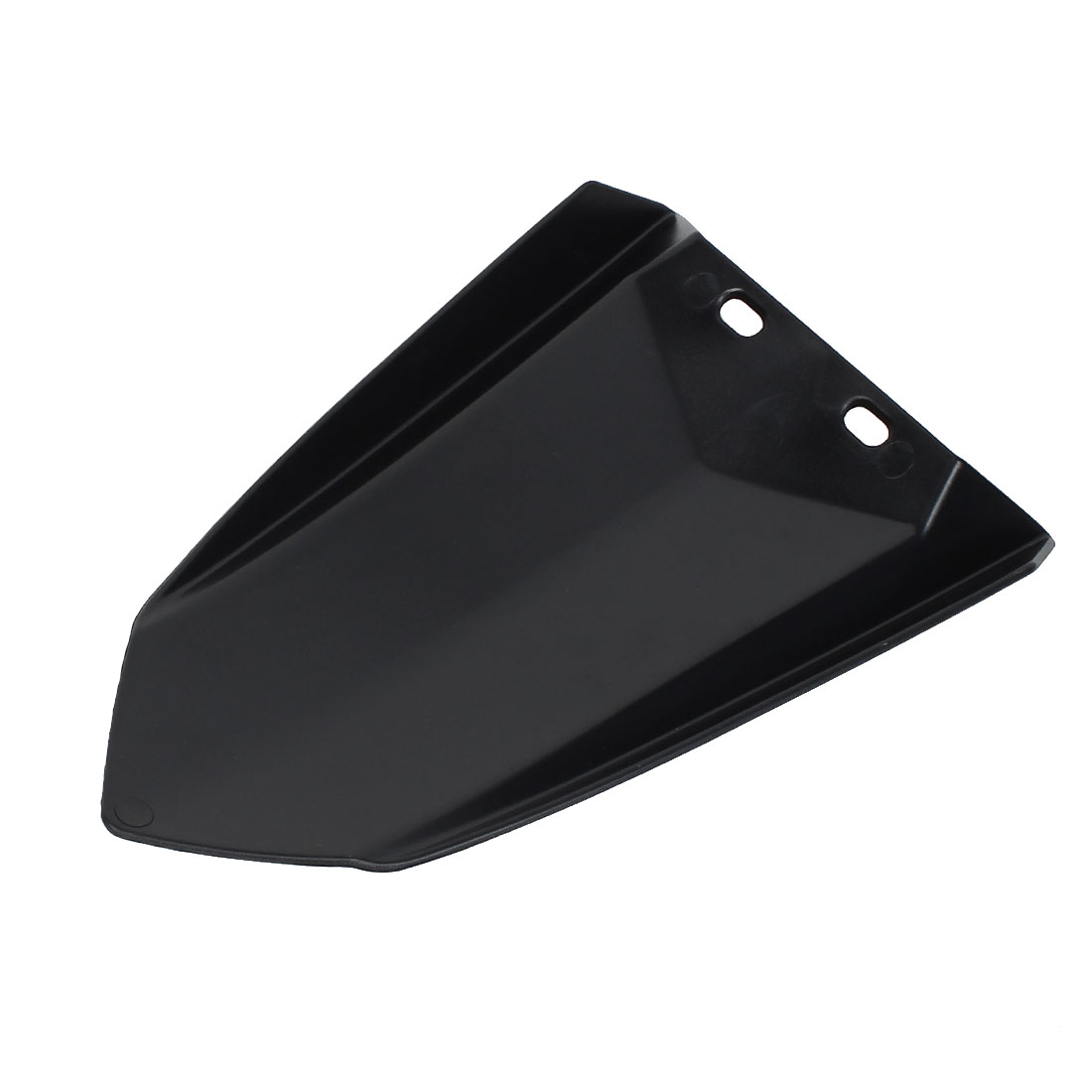 Motorcycle Black ABS Plastic Front Mud Splash Flap Guard Mudguard for BWS