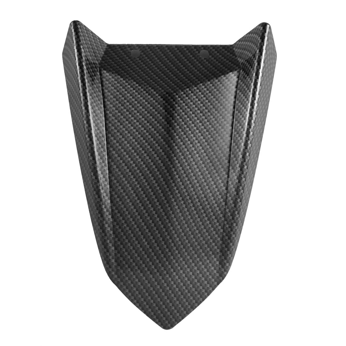Motorcycle ABS Plastic Carbon Fiber Pattern Front Mud Splash Flap Guard for BWS