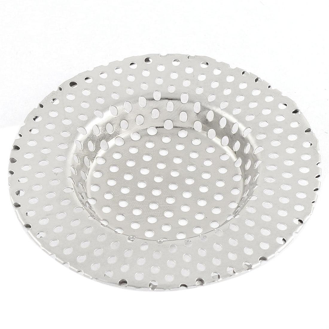 Kitchen Basin Sink Mesh Strainer Drainer Drain Net Cover Filter Stopper 70mm Dia
