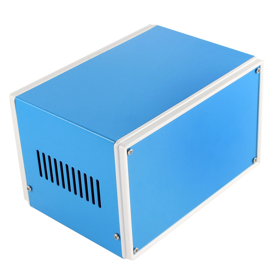 Blue Electronic Project Junction Box Enclosure Shell Case 175 x 128 x 108mm
