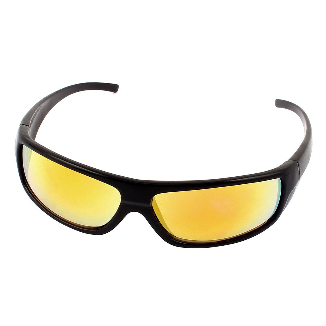 Men Outdoor Driving Full Rim Sunglasses Mirrored Eyeglasses Eyewear
