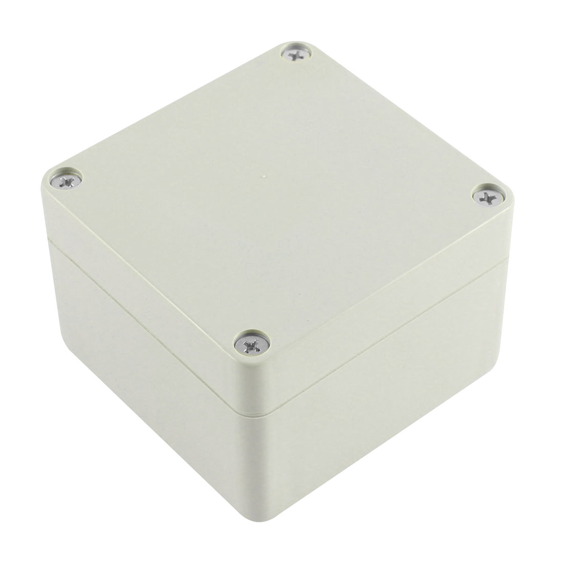 Electrical Plastic Enclosure Dustproof IP65 Project Junction Box 82 x 80 x 56mm