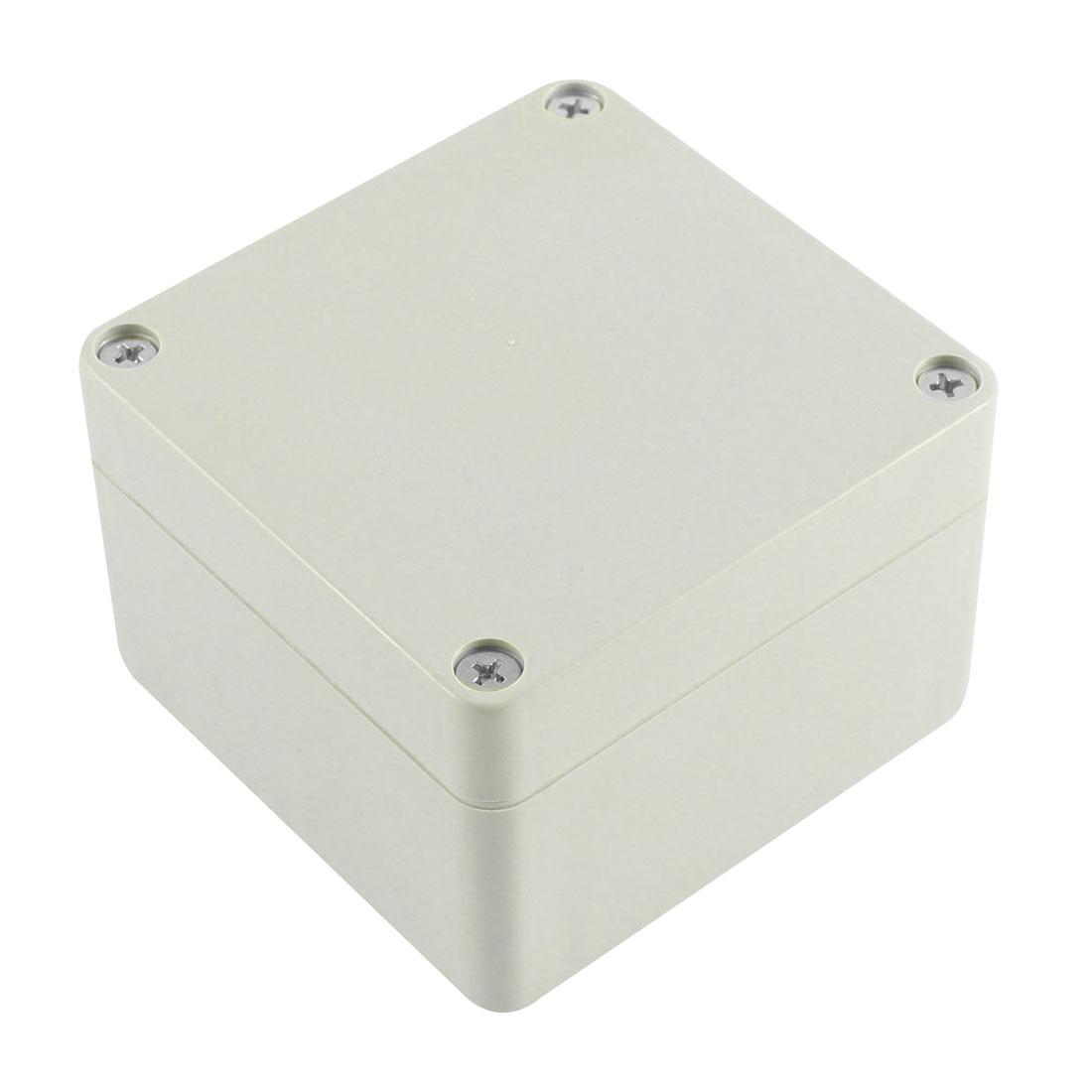 Electrical Plastic Enclosure Dustproof IP65 Project Junction Box 82 x 80 x 56mm