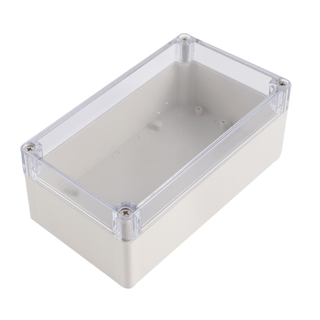 Dustproof IP65 Clear Cover Plastic Electronic Project Junction Box Enclosure Case 158 x 90 x 60mm