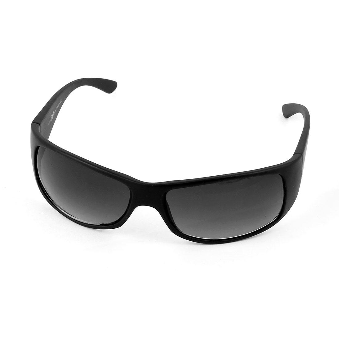 Mens Sport Outdoor Full Rim Eyeglass Sunglasses Driving Glasses Black