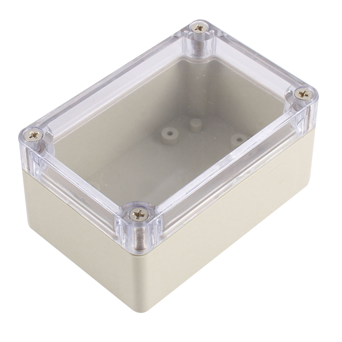 Waterproof Clear Cover Plastic Electronic Project Junction Box Enclosure Case 100 x 68 x 50mm