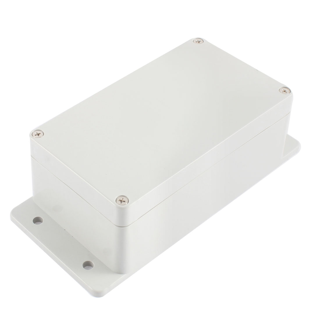 Wall-mounted Plastic Enclosure Junction Electronic Project Box 158 x 88 x 60mm