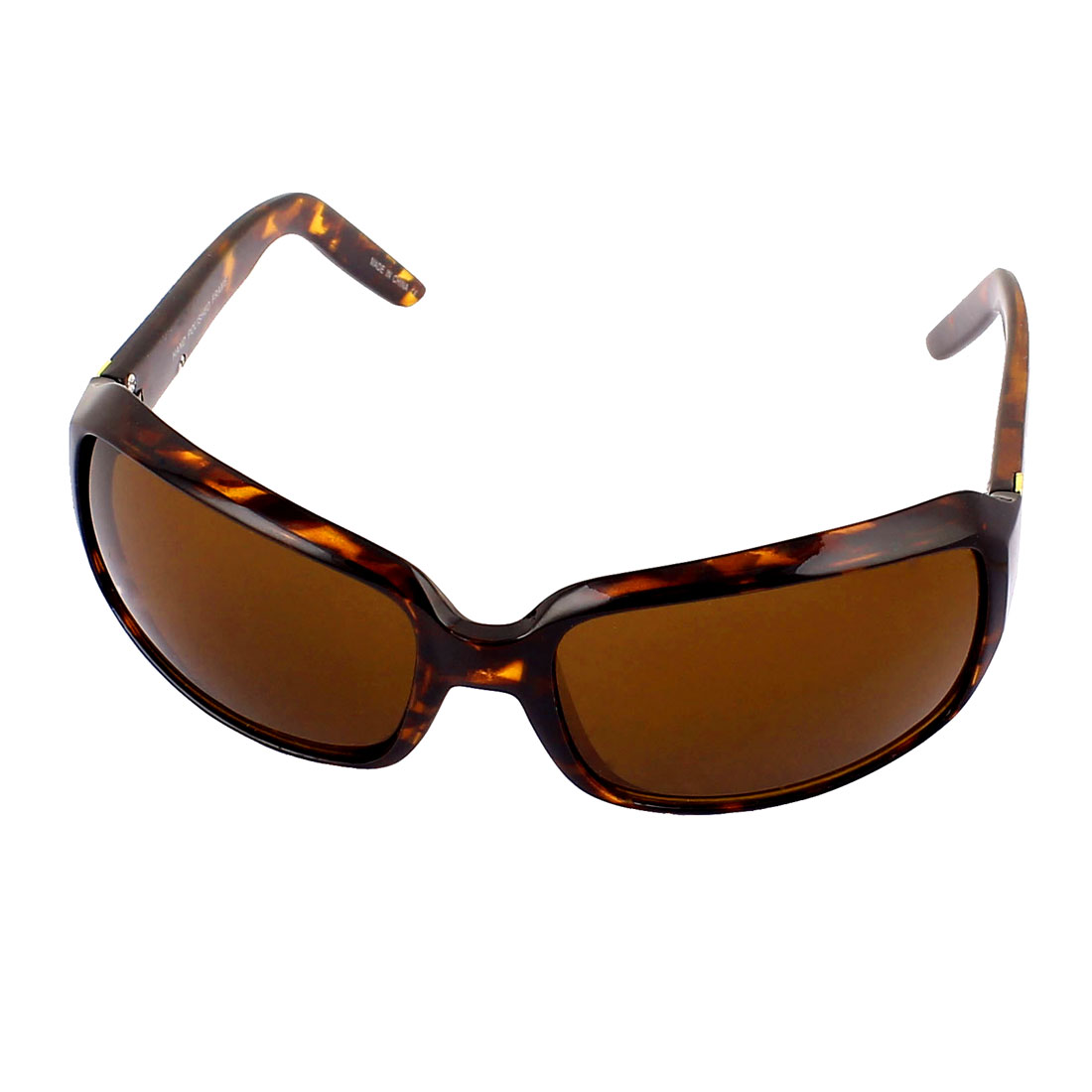 Unisex Vintage Style Outdoor Sunglasses Driving Eyewear Glasses Shades Brown