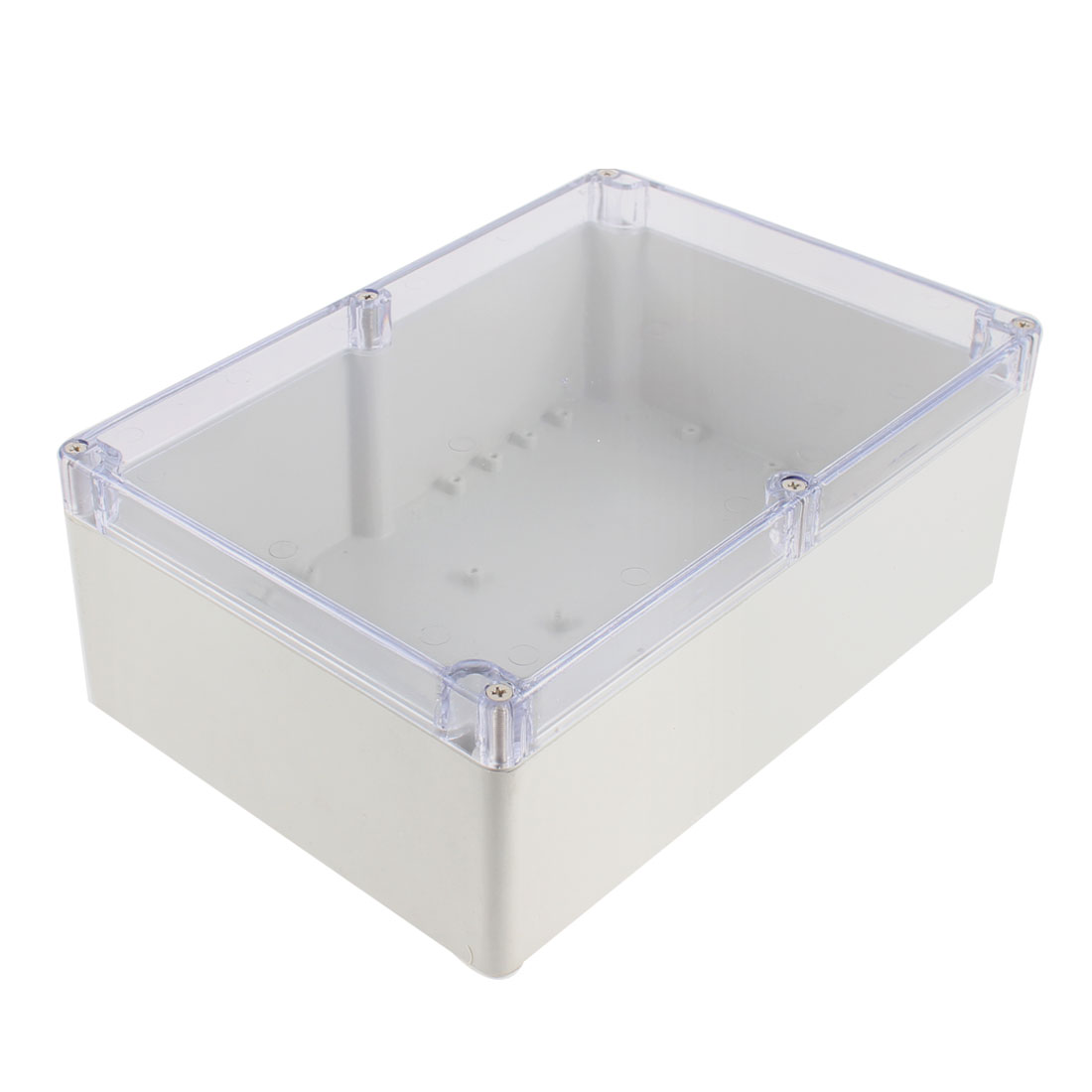 Clear Cover Plastic Electronic Project Junction Box Enclosure Case 262 x 182 x 95mm