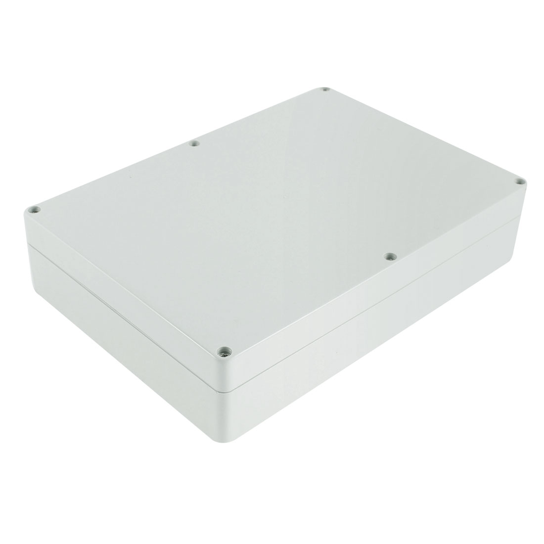 Plastic Electronic Project Junction Box Enclosure Case with Screws 262 x 182 x 60mm