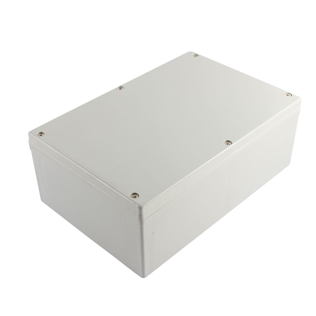 Gray Plastic Electronic Project Junction Box Enclosure Case 238 x 158 x 90mm