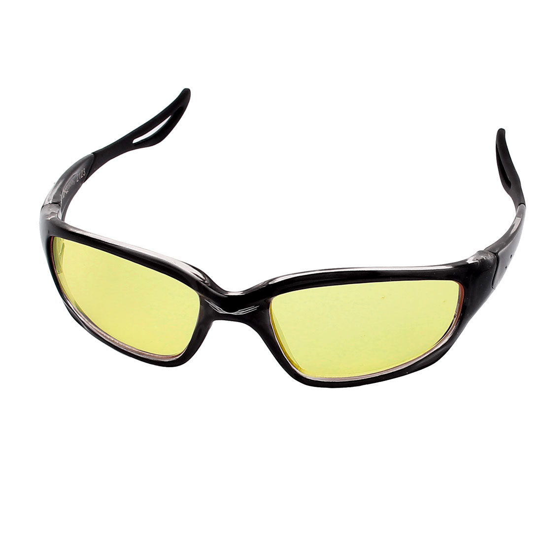 Mens Outdoor Driving Sunglasses Eye Protector Glasses Eyewear Black Green