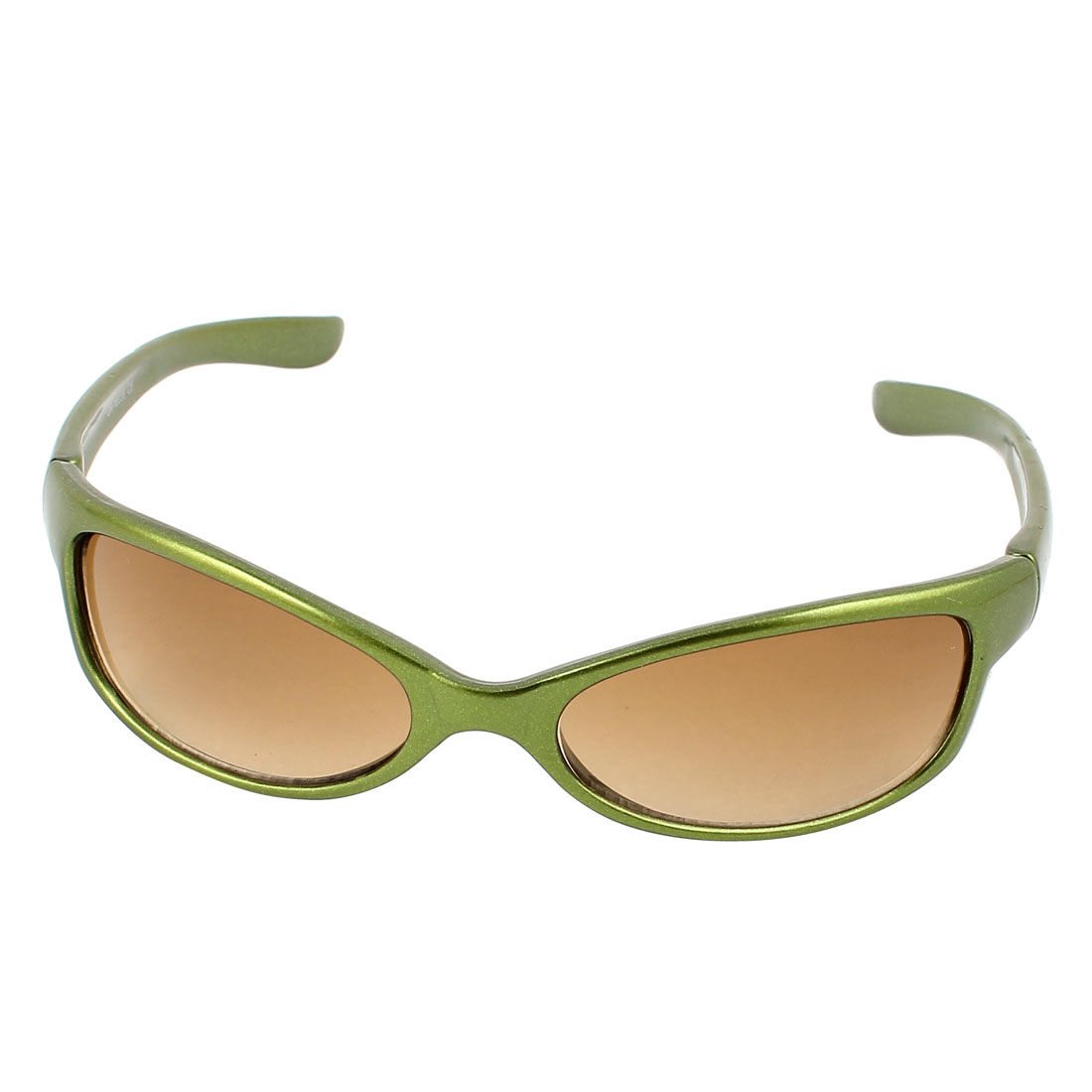 Women Lady Slim Frame Sunglasses Outdoor Eyewear Shades Glasses Green