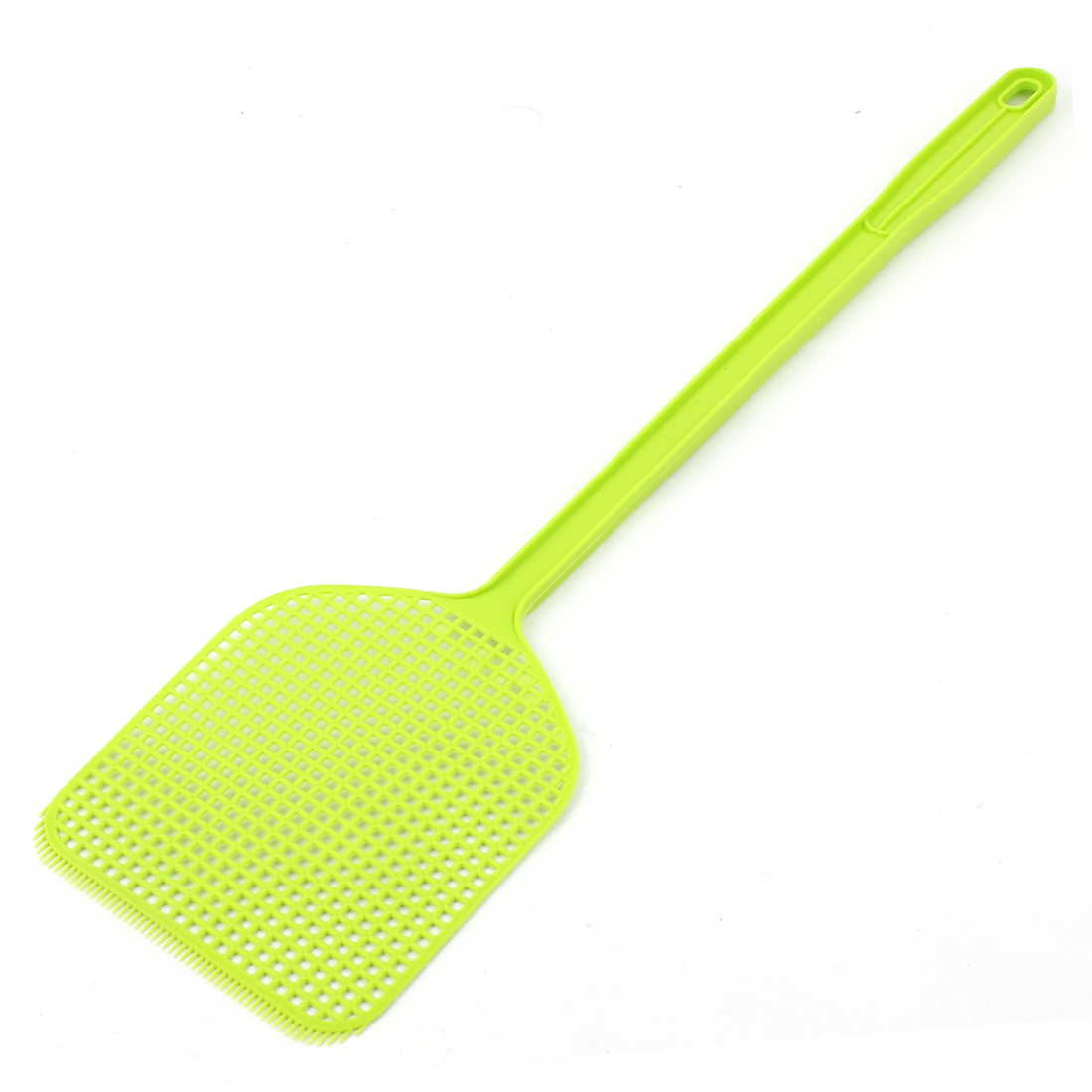 Yellowgreen Plastic Fly Swatter Bug Insect Wasps Pest Killer Swat Catcher 45cm