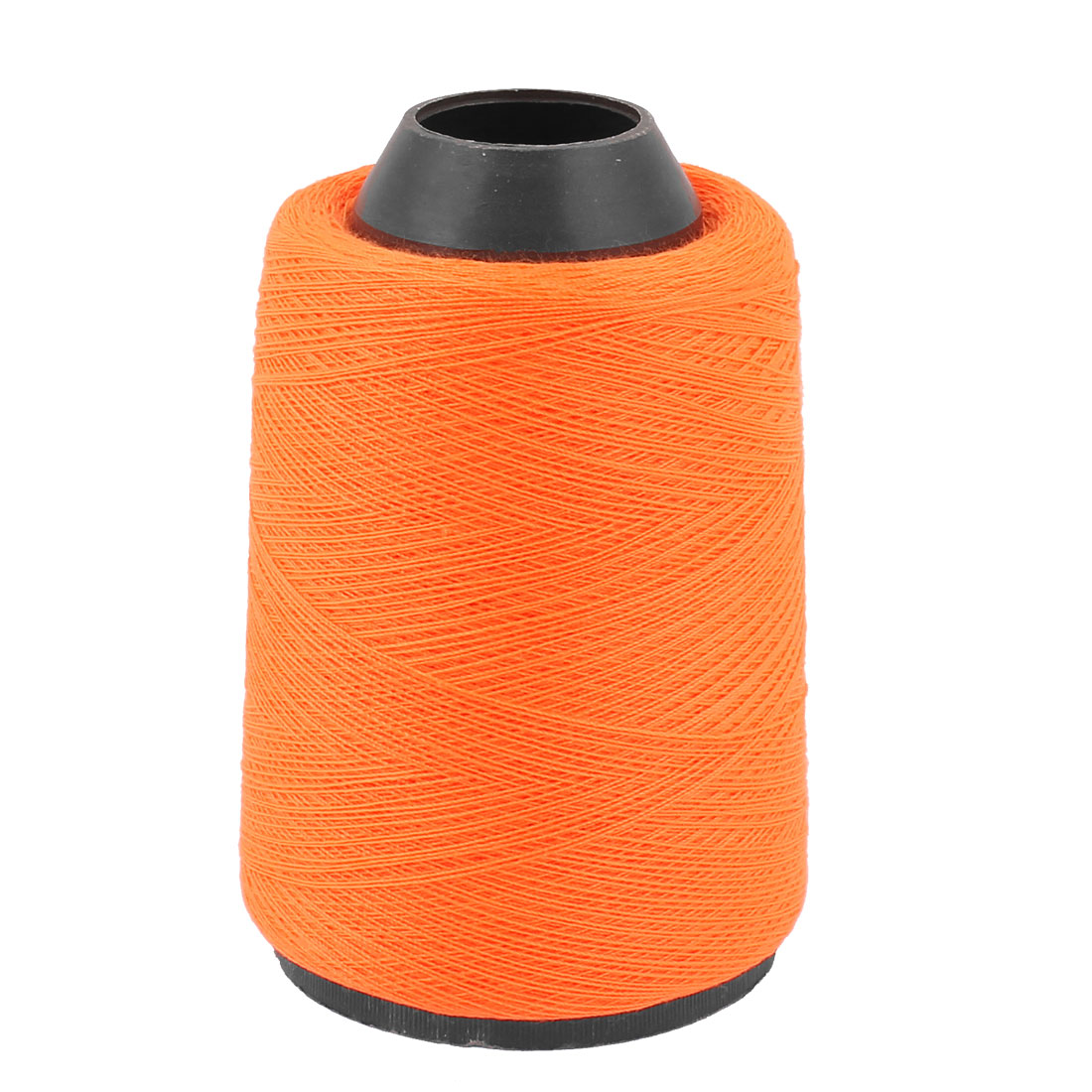 Dressmaker Tailoring Craft Stitching Sewing Thread Reel Line Spool Orange