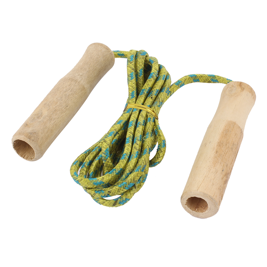 Wooden Handles Fitness Exercise Jump Skipping Rope