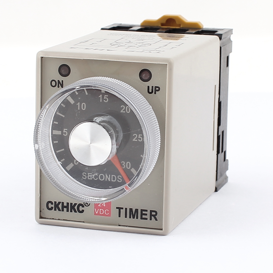 DC 24V Delay Time DPDT 8 Pin 0-30 Seconds Solid-State Timer Relay