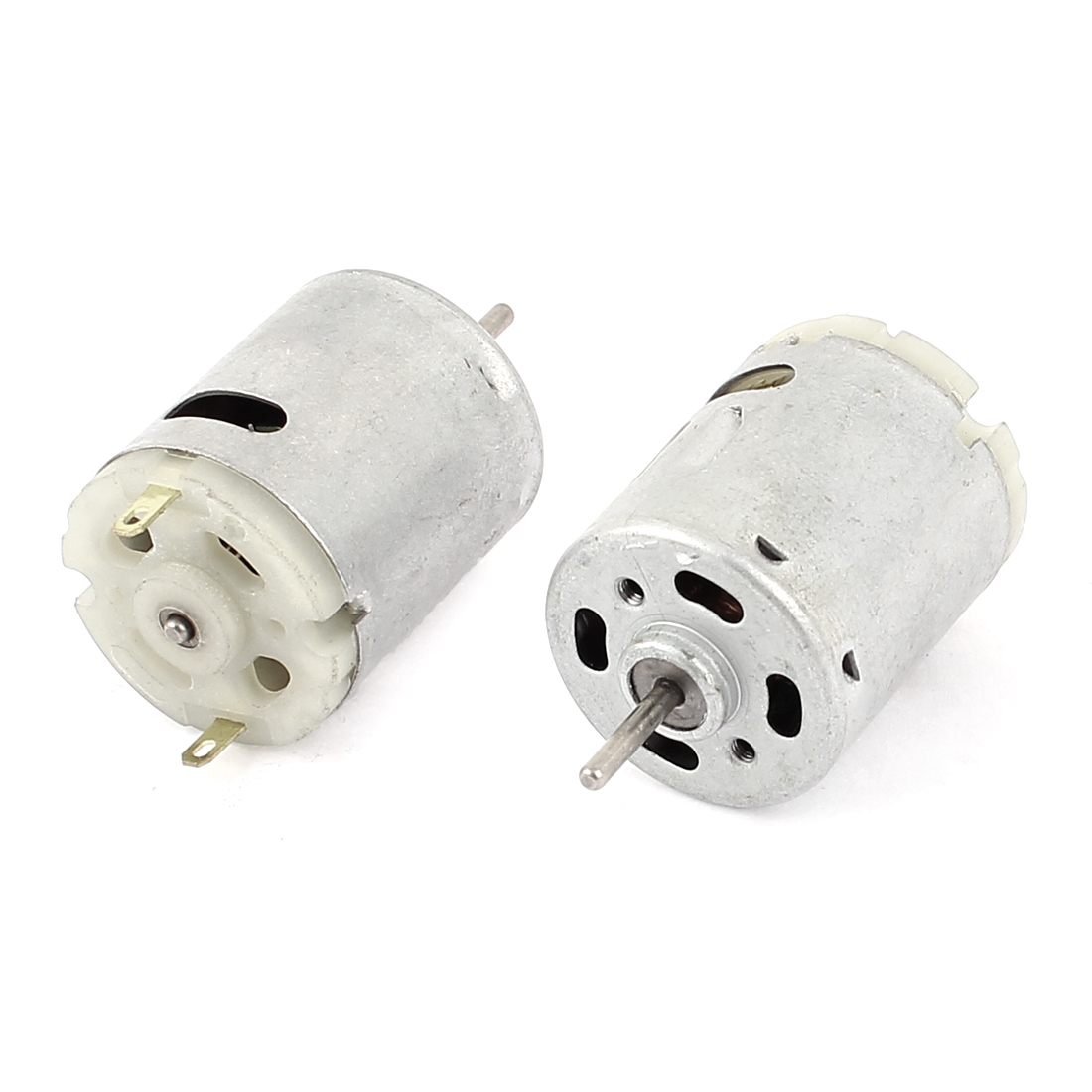 2 Pcs DC 3-36V 12000RPM High Speed Electric Mini Motor for RC Model Toy