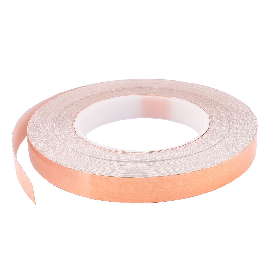 15mm x 50m Roll EMI Copper Foil Heating Duct Adhesive Sealing Tape