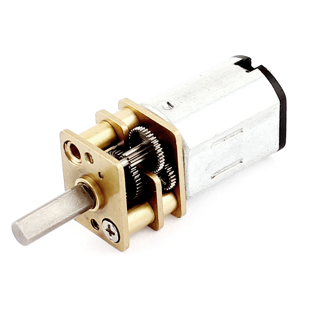 M20 12V 80RPM 5Kg.cm Electric Speed Reducing DC Geared Motor for DIY Toy