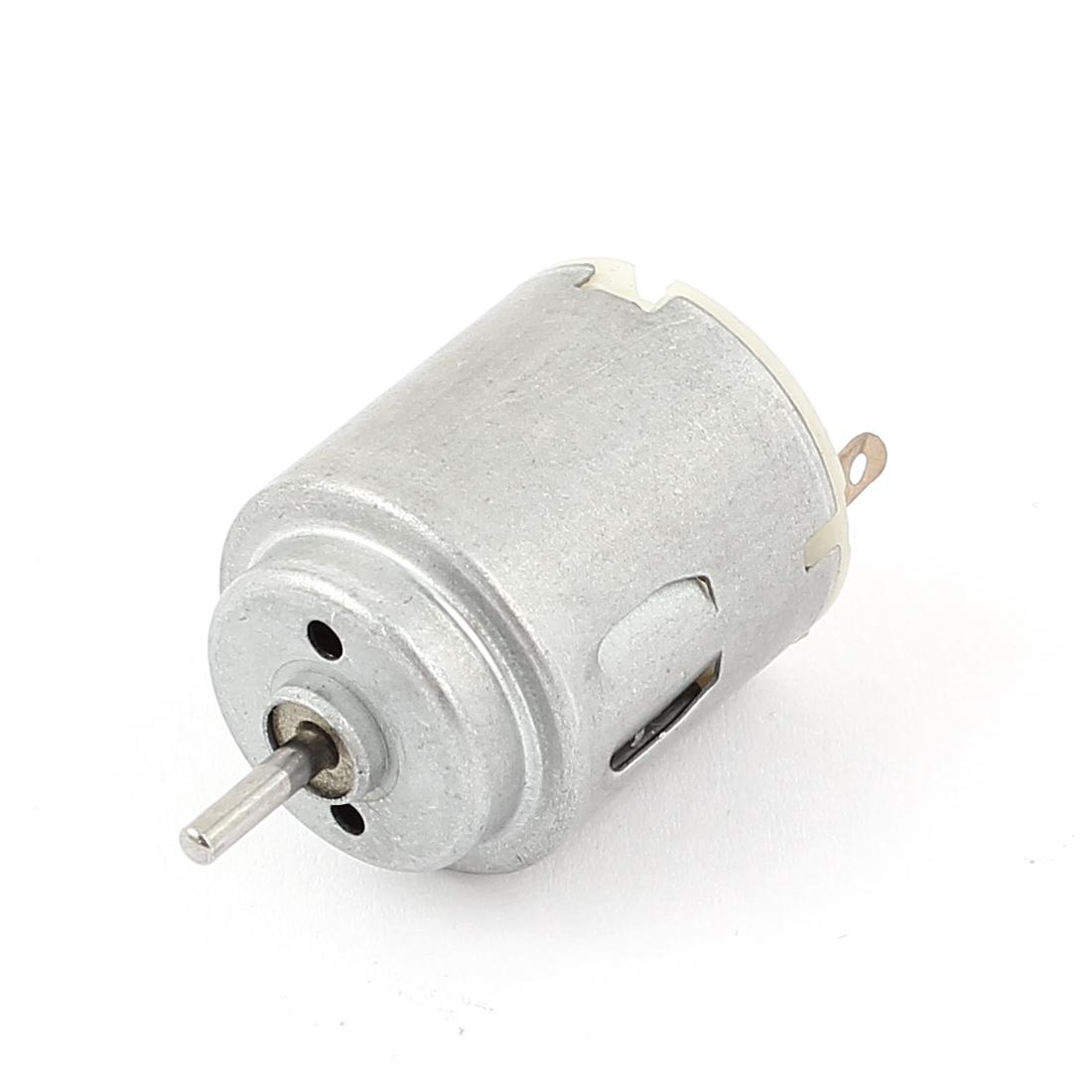 DC 3V-6V 16500RPM Output Speed High Torque Micro Motor for DIY Toys Car Ship