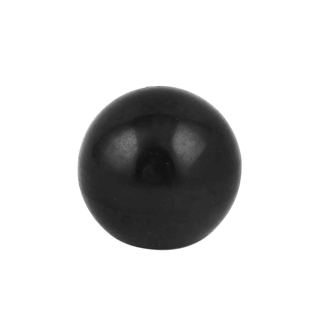 Black Plastic Ball Shape Joystick Machine Control Handle Knob for Lathe Tractor