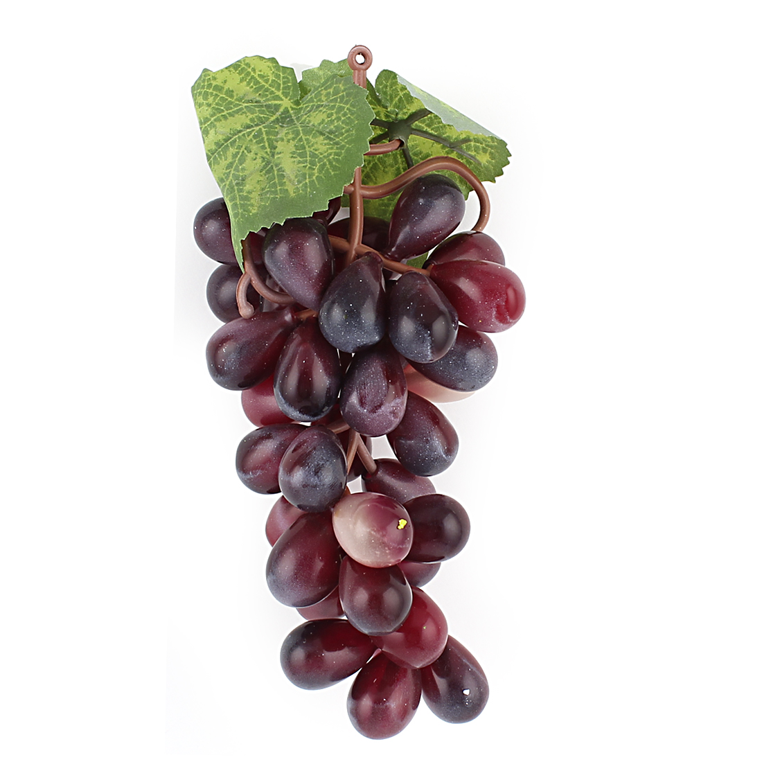 Manmade Simulation Grapes Desk Table Home Decoration Green Dark Purple 3 Pcs