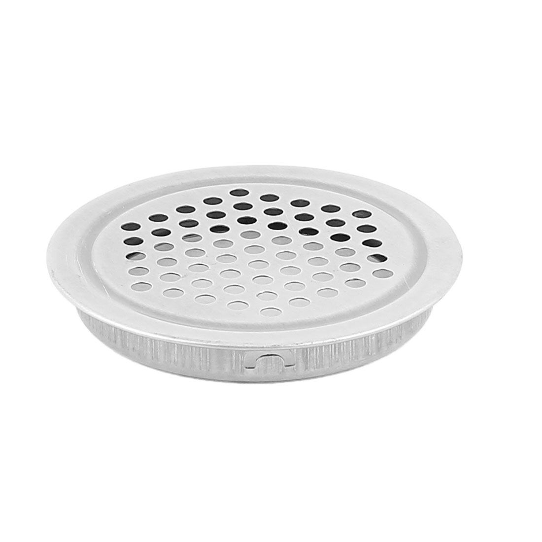 2.6 Inch Scraps Stopper Silver Tone Stainless Steel Sink Basin Strainer