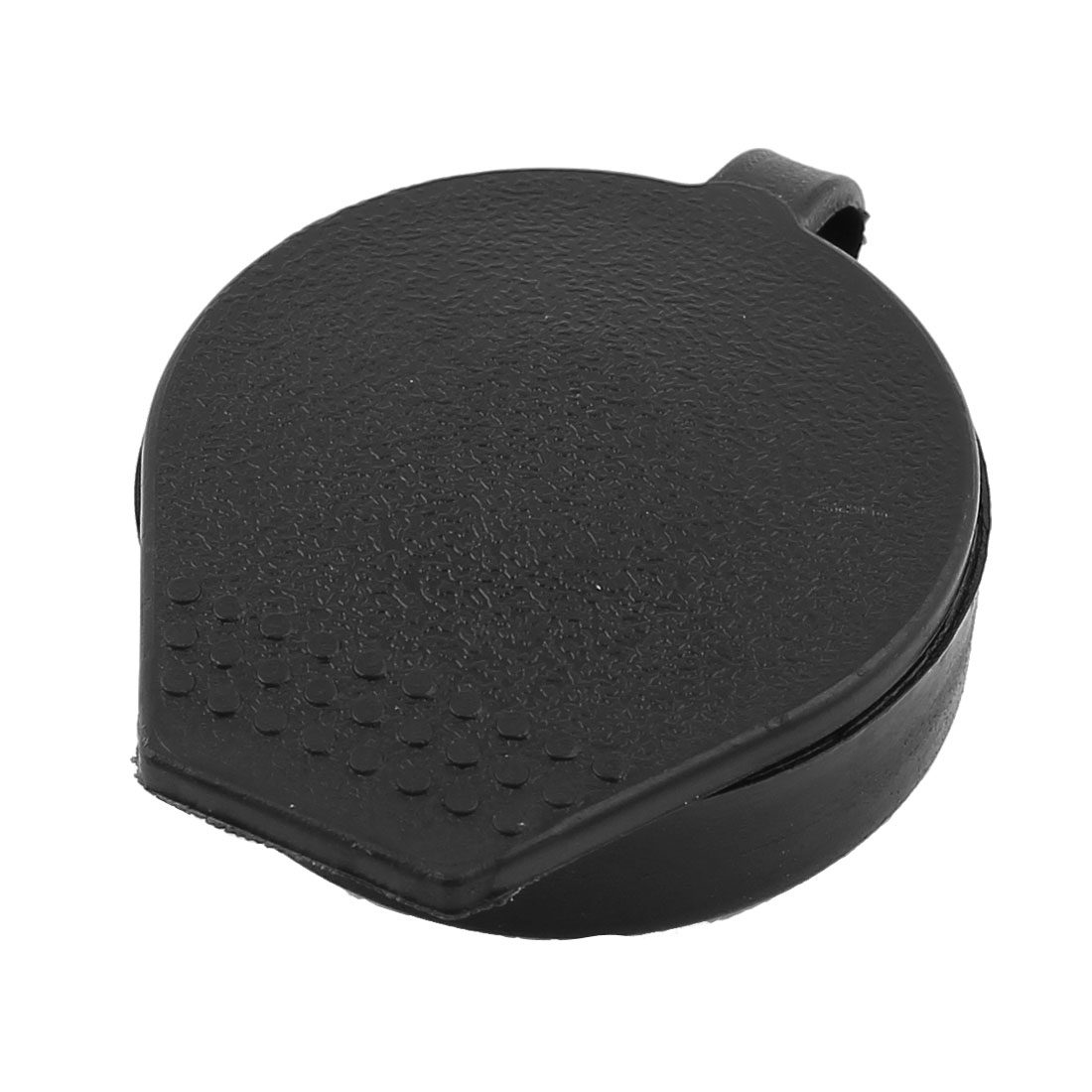 Black Rubber 32mm Dia Cam Lock Cover Water Dust Resistant Cover Protector