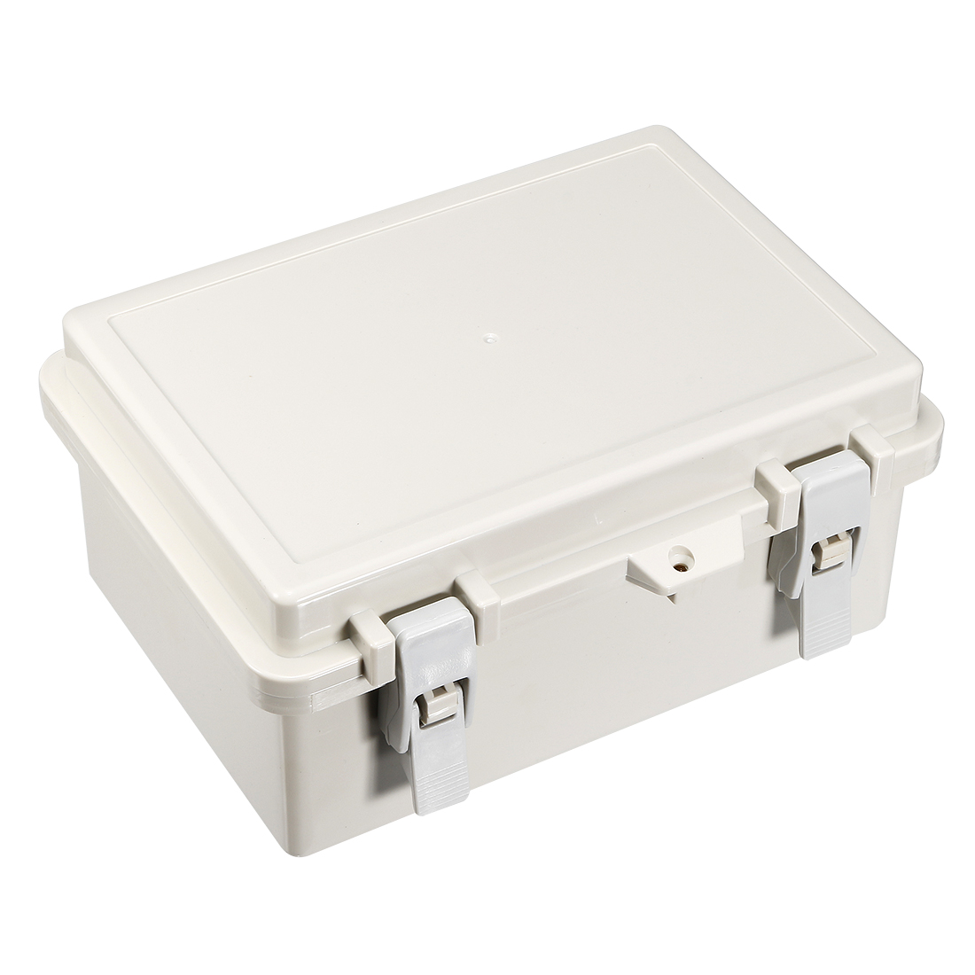 "8.66"" x 5.91"" x 4.33""(220mm x 150mm x 110mm) ABS Junction Box Universal Project Enclosure"