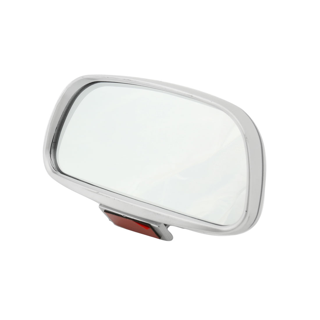 Universal Sliver Tone Wide Angle Blind Spot Side Rearview Mirror for Car Truck