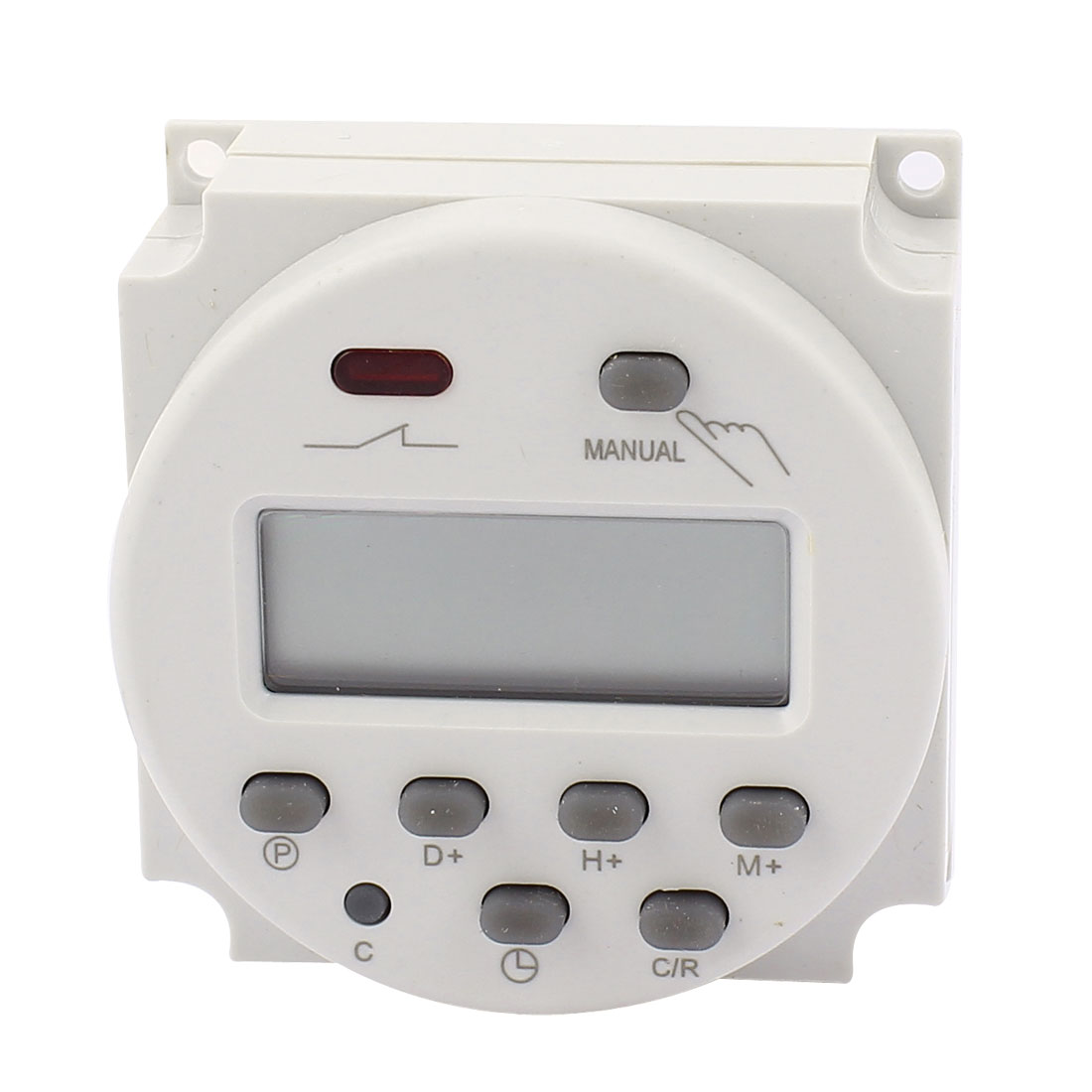 CN101A AC 220-240V LCD Digital Electronic Programmable Control Power Timer Switch Time Relay