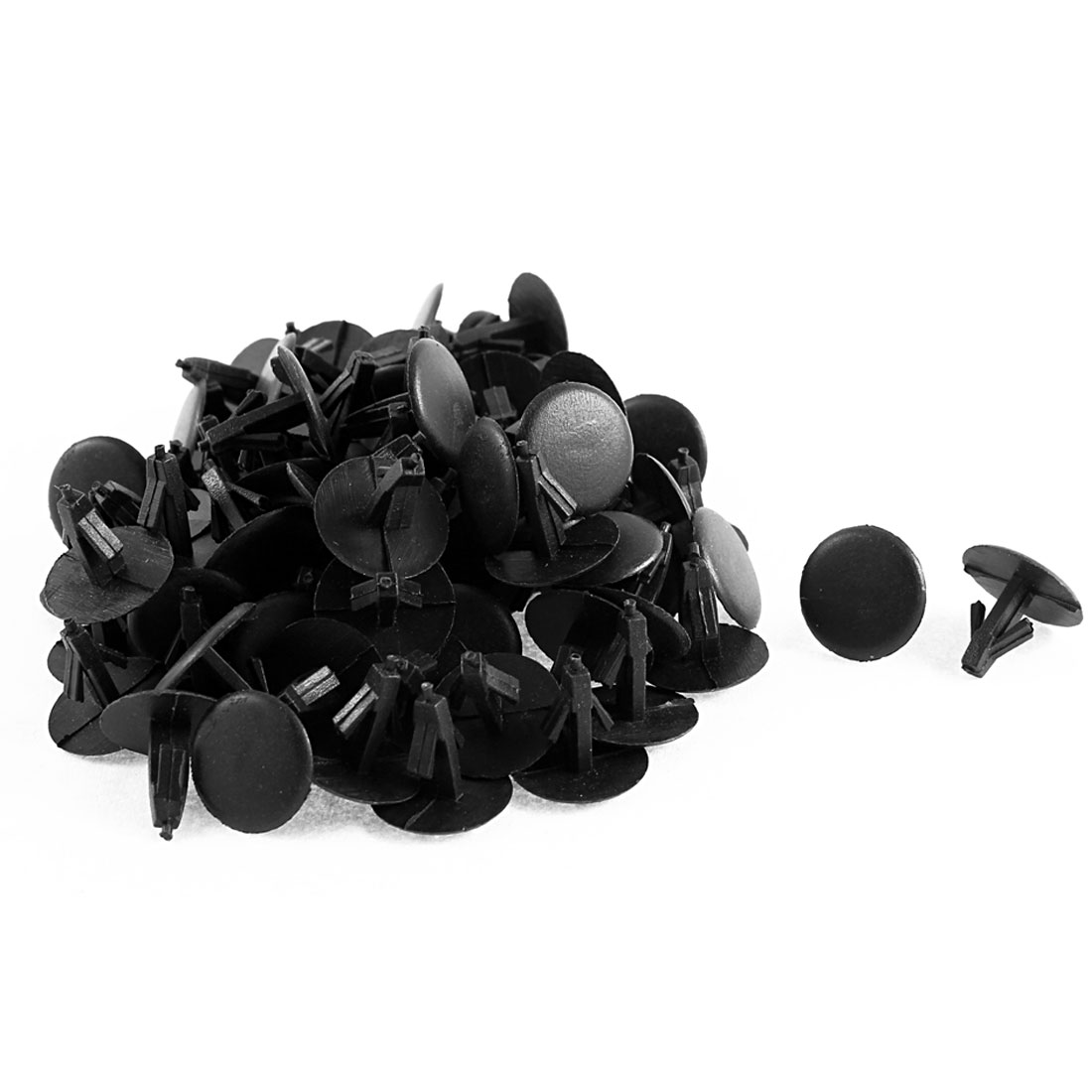 82Pcs Machine Cover Plastic Retainer Clips 7 x 14 x 10mm for Toyota