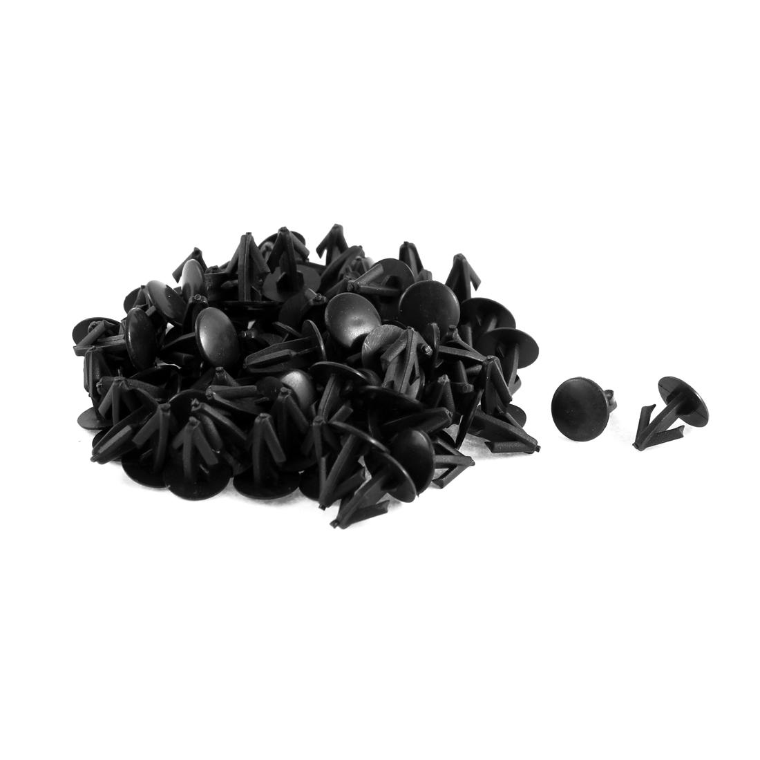 82Pcs Mini Plastic Nail Rivet Auto Trim Fastener for Toyota