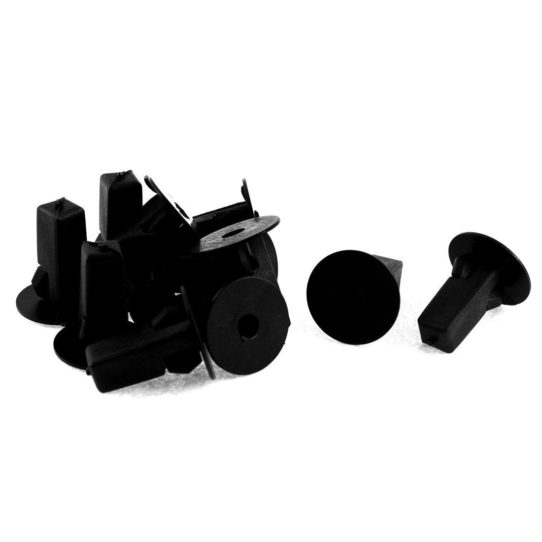 12 Pcs Fender Lining Plastic Retainer Clips for Toyota