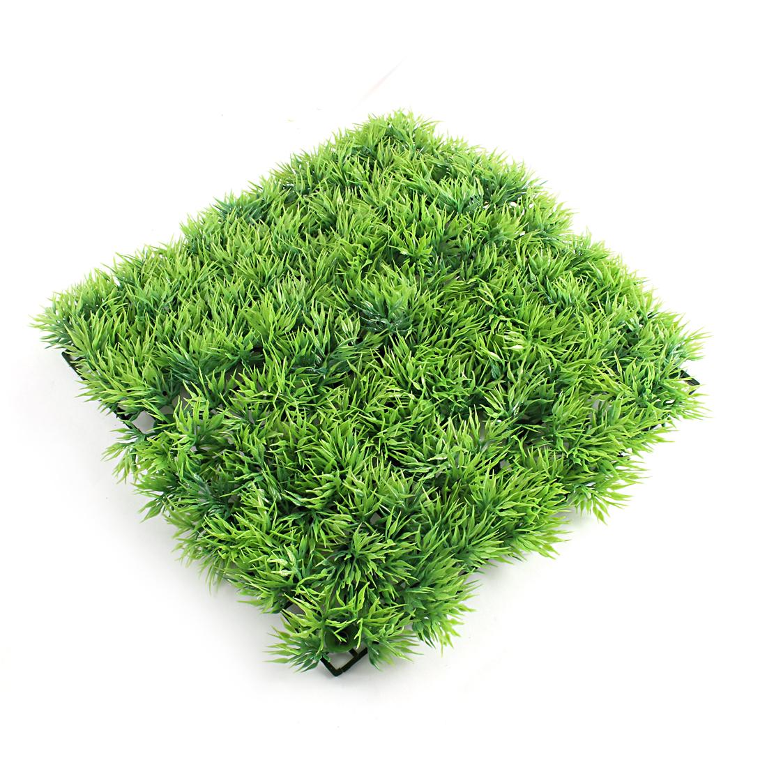 Plastic Grassland Mat Landscape Layout Scale Model Meadow Lawn 26 x 26cm