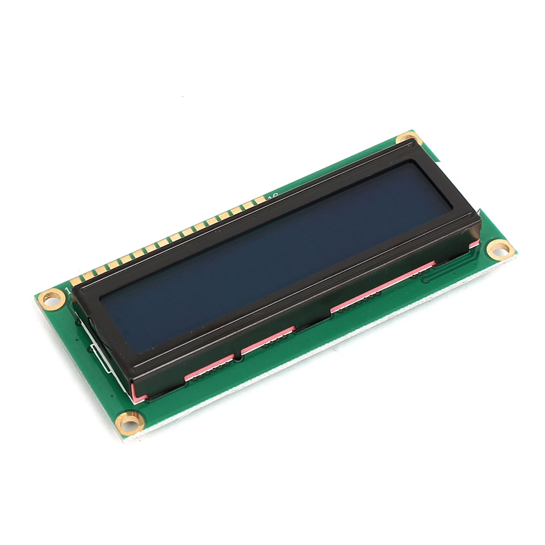 LCD1602A DC 5V 16x2 Character Blue Backlight LCD Screen Display Module