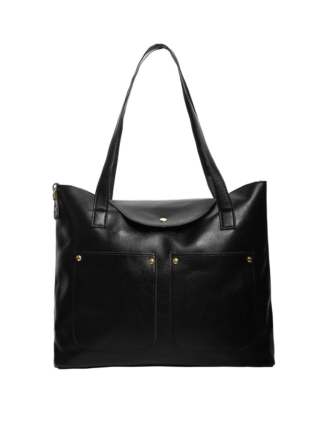 Fashion Faux Leather Women Handbags Satchel Tote Purse Messenger Shoulder Bags