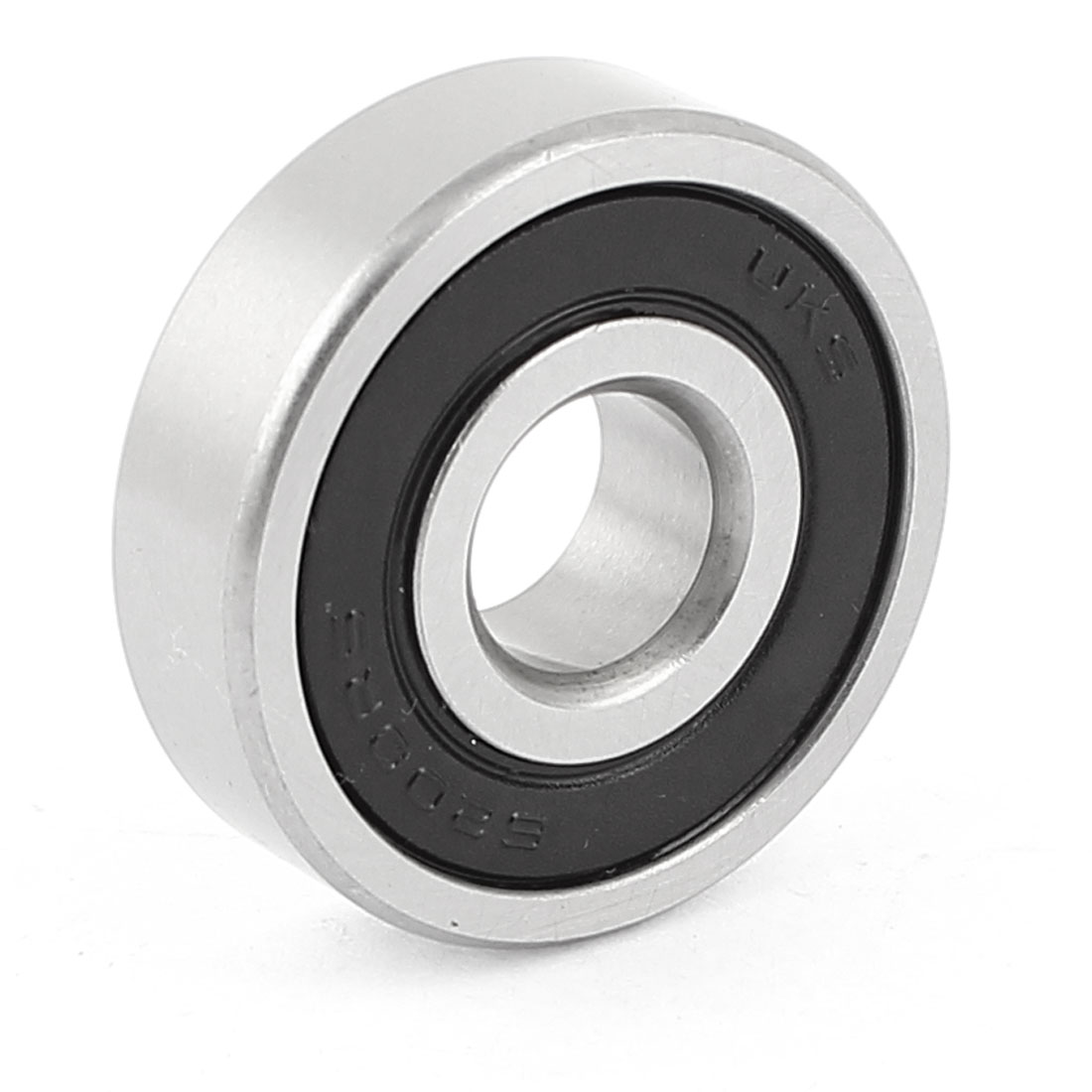 6200RS 10mm Inner 30mm Outer Dia Metal Shielded Rubber Sealed Single Row Deep Groove Ball Bearing for Electric Motor