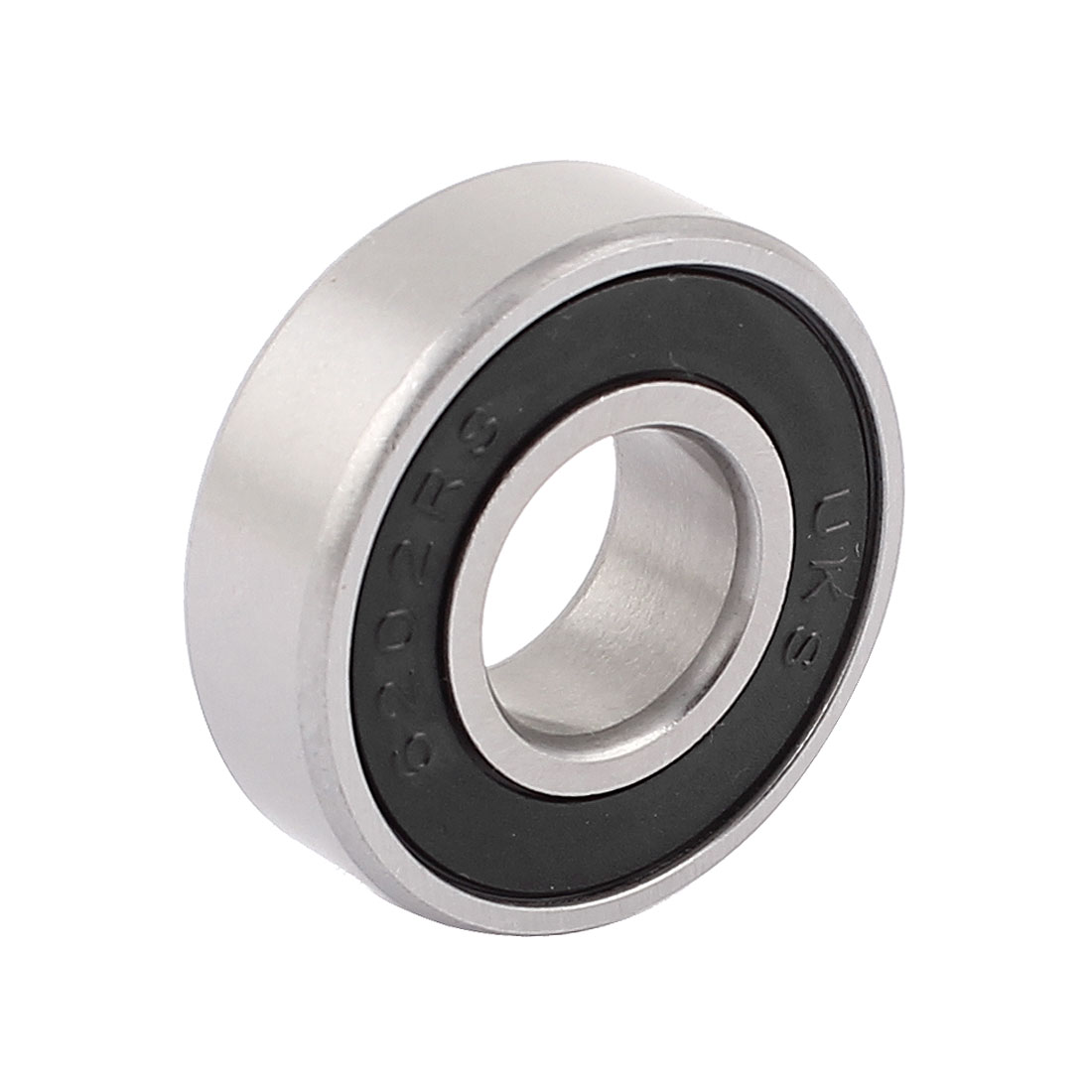 6202RS Rubber Sealed Deep Groove Ball Bearing 35mmx15mmx11mm