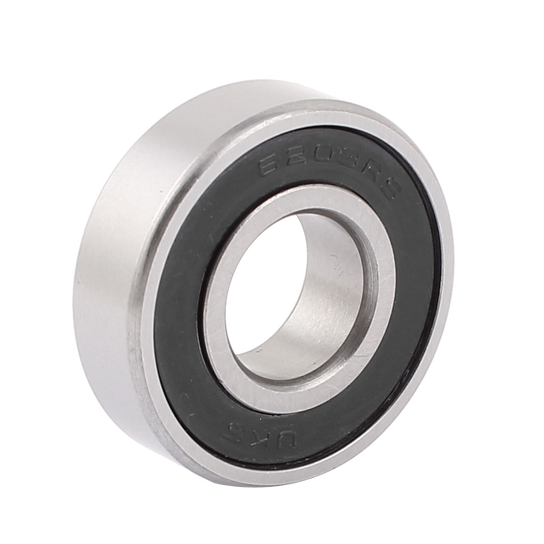 6203RS 17mm Inner 40mm Outer Dia Rubber Sealed Single Row Deep Groove Ball Bearing for Electric Motor