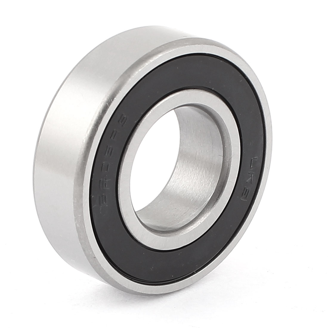6205RS 52mm x 25mm x 15mm Round Sealing Single Row Deep Groove Ball Bearing for Electric Motor