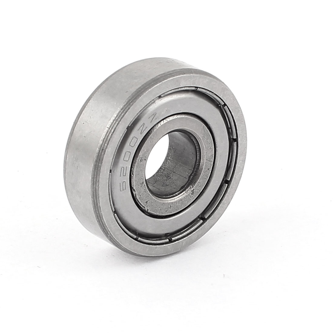 6200ZZ 10mm Inner 30mm Outer Diameter Shielded Single Row Deep Groove Ball Bearing